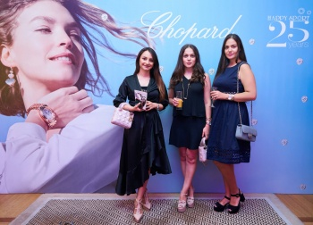 25 years of love from Chopard
